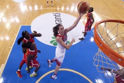 САЩ, Испания, Турция и Австралия са четвъртфиналисти