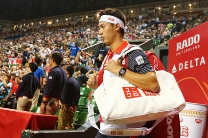 Нишикори започна с победа в Токио