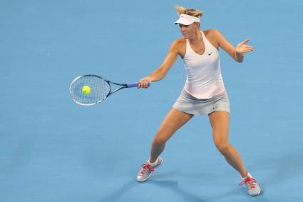 Шарапова е първата 1/4-финалистка в Пекин