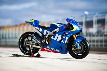 Сузуки се завръщат в MotoGP догодина