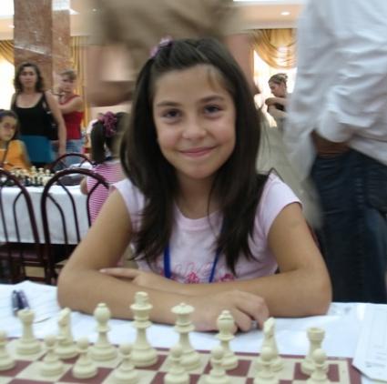 Българка завърши четвърта на СП по шахмат