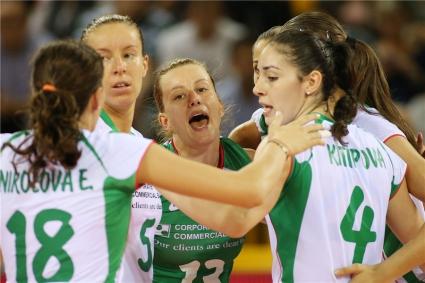 България тръгна с 1:3 от Русия във втората фаза (ВИДЕО + ГАЛЕРИЯ)