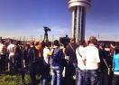 В Испания: 500 фенове посрещнаха Реал М в София