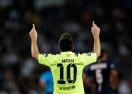 Меси настигна Роналдо по голове