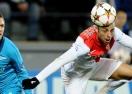 Бербатов излезе принудително при равенство на Монако срещу Зенит