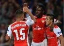 Дани Уелбек блести с хеттрик при разгром на Арсенал