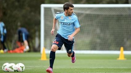 Давид Вия е новата голяма звезда на футбола в Австралия