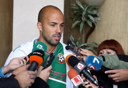 Михайлов: Готов съм да играя за националния отбор (видео)
