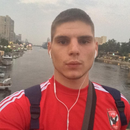 Волейболист на Левски подсили шампиона на Египет