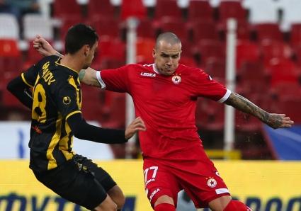 Голямата уста на защитник на ЦСКА го забърка в нов скандал