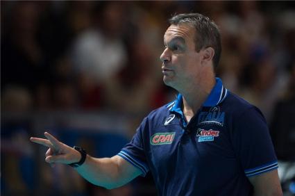Марко Бонита: Имах малки надежди за победа срещу САЩ, но момичетата ми бяха фантастични