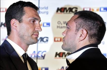 Американци чакат тежък мач за Кличко с Кобрата