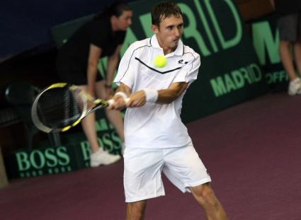 Кутровски е 1/2-финалист на двойки в САЩ