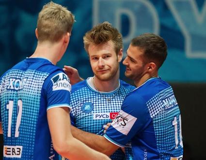 Иван Зайцев дебютира за Динамо, Белогорие с трудна победа с 3:2 в Москва (ГАЛЕРИЯ)