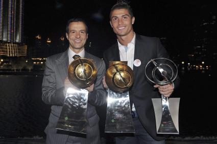 """Жорже Мендеш: Кристиано ще счупи всички рекорди с Реал Мадрид и ще остане завинаги на """"Бернабеу"""""""