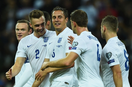 "Англия ""пожали"" Сан Марино само с пет гола (видео)"