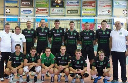 КВК Габрово все пак ще играе в Европа