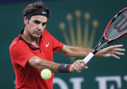 Федерер се класира на полуфиналите