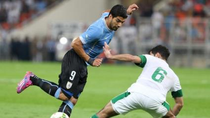 Суарес се завърна с добър мач за Уругвай
