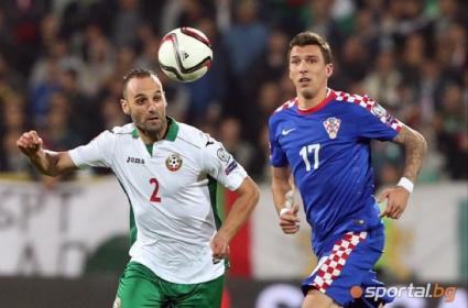 В Хърватия: Важни 3 точки в София срещу борбена, но скромна България