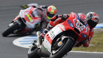 Андреа Довициозо ще стартира от първа позиция в Гран при на Япония