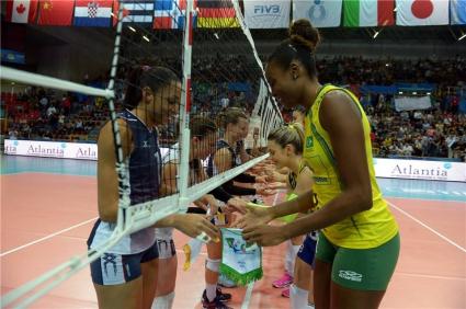 Бразилия vs САЩ в полуфинал №1 на Световното! Гледайте мача ТУК!!!