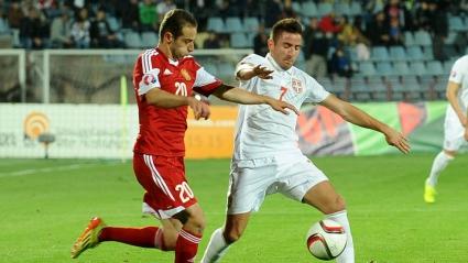 Късметът покри Сърбия за хикс с Армения (видео)