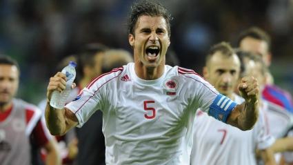 Резерва спаси Дания в Албания