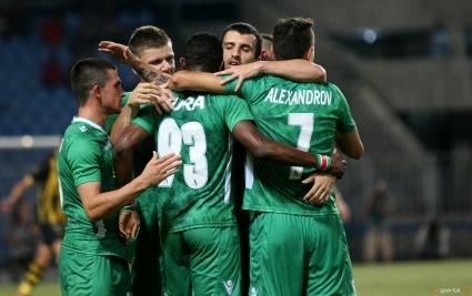 """Паднаха 10 гола в проверката между Лудогорец и дублиращия тим на """"орлите"""""""