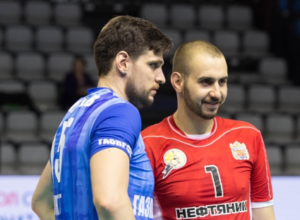 Тодоров, Алексиев и Газпром с първа победа за сезона след 3:0 над Нефтяник на Братоев (ГАЛЕРИЯ)