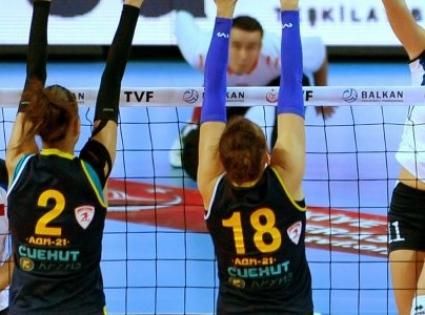Марица завърши на четвърто място на турнира в Бурса