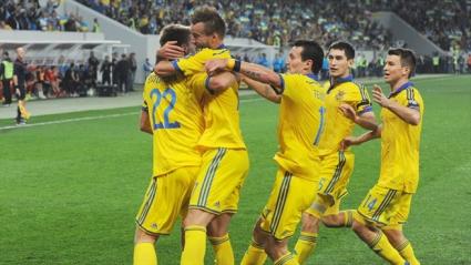 Украйна надви минимално Македония (видео)