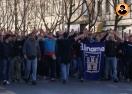 Около 1000 хървати щурмуват София в петък, 10-ти октомври