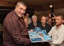 Любо Ганев почерпи с маратонки за ЧРД