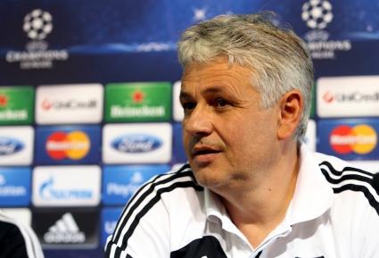 Стойчо Стоев отказа да говори за Левски