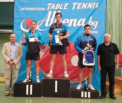 Приключи държавното отборно по тенис на маса