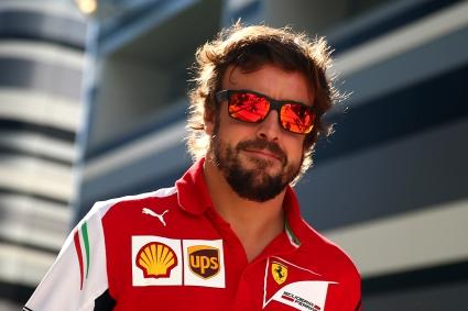 Алонсо призна: Няма да се състезавам с двигател на Мерцедес през 2015 г.