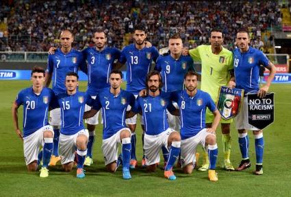 Италия играе с Албания в Генуа