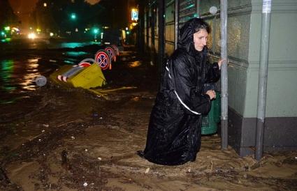 """""""Скуадрата"""" подпомага пострадалите при наводнението в Генуа"""