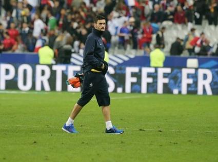 Франция без Лорис срещу Армения