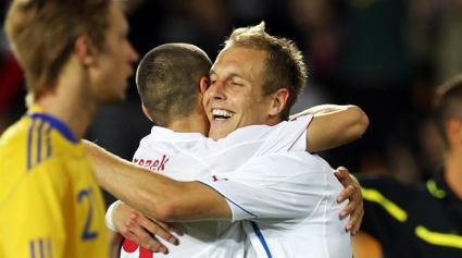Чехия отправи предизвикателство към Холандия и Исландия (видео)