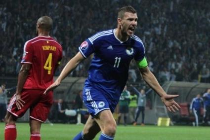 Босна и Белгия поделиха точките (видео)