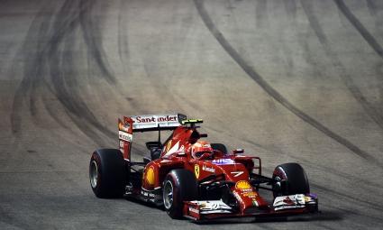 Райконен може да остане във Ферари още две сезона