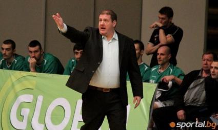 Александър Тодоров: Няма как да бием с 60 вкарани точки