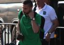 Джигит за малко не претрепа футболист на Лудогорец с цялото му семейство, след което избяга от произшествието (снимки)