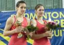 Стефани и Габриела Стоеви с титлата в Швейцария