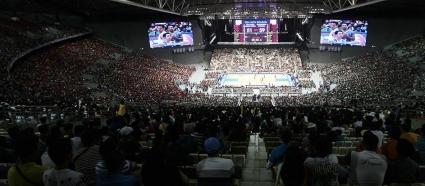 Рекорд: 52 хиляди на баскетболен мач във Филипините