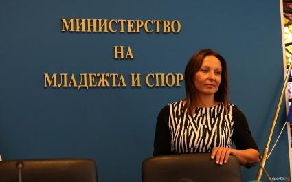 Евгения Раданова: Спортът е двигател за социална интеграция