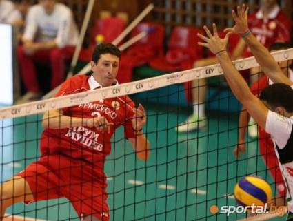 Ново: Разрешиха по 14 волейболисти за мач в Суперлигата!