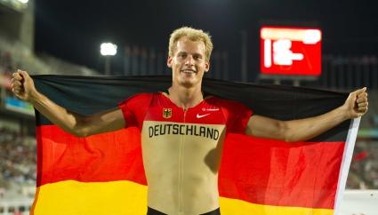 Европейски шампион в скока на дължина се отказа